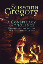 book cover: A Conspiracy of Violence